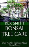 Bonsai Tree Care