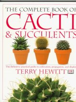 Complete Book of Cacti & Succulents